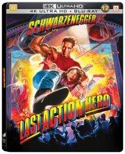 last action hero - steelbook - 4k Ultra HD Blu-Ray