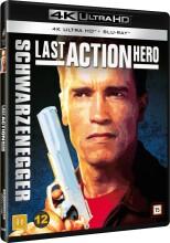 last action hero - 4k Ultra HD Blu-Ray