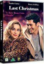 last christmas - the movie - 2019 - DVD