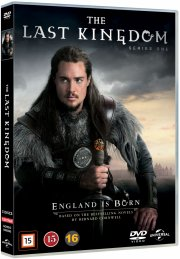 the last kingdom - sæson 1 - DVD