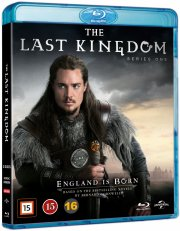 the last kingdom - sæson 1 - Blu-Ray