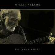 willie nelson - last man standing - cd