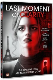last moment of clarity - DVD
