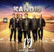 kandis - 19 - latest & greatest - cd