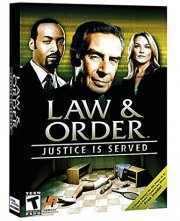 law and order 3: justice is served - PC