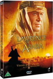 lawrence of arabia - DVD