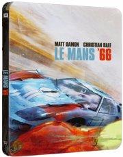 le mans 66 / ford vs ferrari - steelbook - 4k Ultra HD Blu-Ray