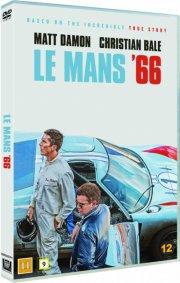 le mans 66 / ford vs ferrari - DVD
