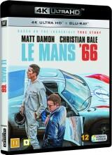 le mans 66 / ford vs ferrari - 4k Ultra HD Blu-Ray