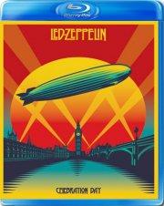 led zeppelin - celebration day  - BLU-RAY+CD