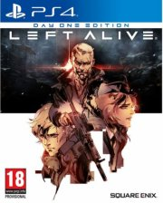 left alive (day one edition) - PS4