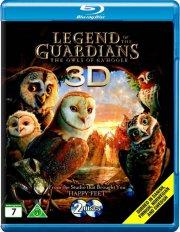 legenden om vogterne - uglerne fra ga'hoole - 3D Blu-Ray