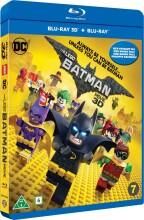 lego batman filmen / the lego batman movie  - 3D + 2D Blu-Ray