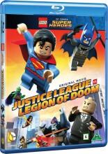 lego batman: justice league vs legion of doom - Blu-Ray