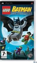 lego batman: the videogame - psp