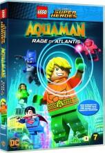 aquaman lego movie - rage of atlantis - DVD