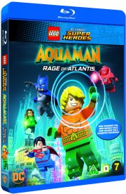aquaman lego movie - rage of atlantis - Blu-Ray