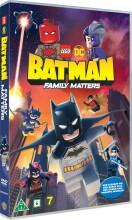 lego dc batman: family matters - DVD