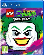 lego dc super villains - deluxe edition - PS4
