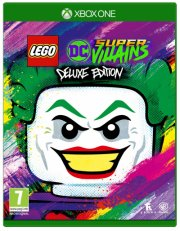 lego dc super villains - deluxe edition - xbox one