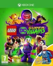 lego dc super villains - inkl. figur - xbox one