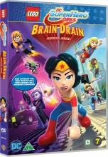 lego dc superhero girls: brain drain - DVD