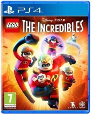 de utrolige / the incredibles - lego - PS4