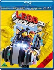 lego the movie / lego filmen - 3D Blu-Ray
