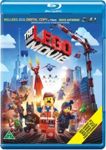 lego the movie / lego filmen - Blu-Ray
