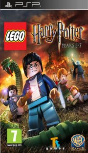 lego harry potter years 5 - 7 - psp