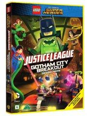 lego justice league: gotham breakout - DVD