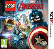 lego marvel avengers (es) - nintendo 3ds