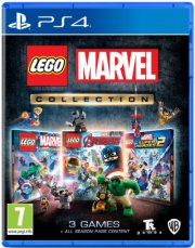 lego marvel collections - PS4