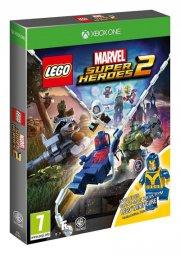 lego marvel super heroes 2 minifigure edition - xbox one