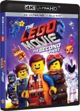the lego movie 2 / lego filmen 2 - 4k Ultra HD Blu-Ray