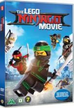 the lego ninjago movie - DVD