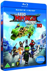 the lego ninjago movie - 3D Blu-Ray