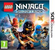 lego ninjago: shadow of ronin (es) - nintendo 3ds