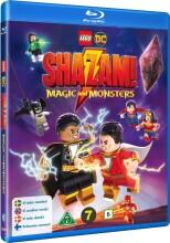 lego shazam - magic and monsters - Blu-Ray