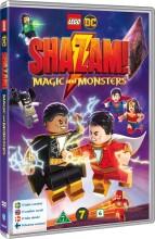 lego shazam - magic and monsters - DVD