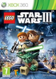 lego star wars 3: the clone wars - xbox 360
