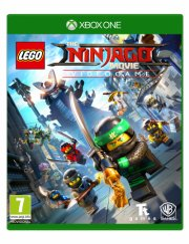 lego the ninjago movie: videogame - xbox one