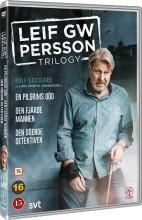 leif gw person trilogi - en pilgrims død / den fjerde mand / den døende detektiv - DVD
