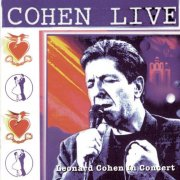 leonard cohen - cohen live - cd