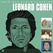 leonard cohen - original album classics - cd