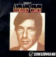 leonard cohen - songs of leonard cohen - cd