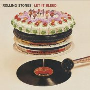 the rolling stones - let it bleed - 50th anniversary edition - cd