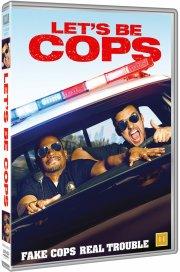 let's be cops - DVD