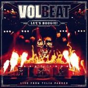 volbeat - let's boogie - live telia parken - cd