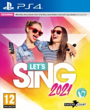 let's sing 2021 - PS4